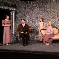 Photo Coverage: First look at Curtain Players' SENSE & SENSIBILITY Photo