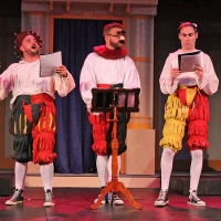 Photos: THE COMPLETE WORKS OF WILLIAM SHAKESPEARE ABRIDGED at Cortland Rep Photo