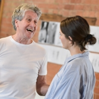 Photo Flash: Inside Rehearsal For Derby Theatre and Queen's Theatre Hornchurch's ONE MAN, TWO GUVNORS Photos