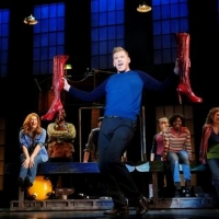 Photos/Video: First Look at KINKY BOOTS at North Carolina Theatre