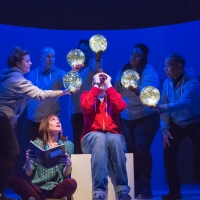 Photo Flash: THE CURIOUS INCIDENT OF THE DOG IN THE NIGHT-TIME Begins at Portland Cen Photo