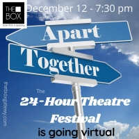 The Box at The Gateway Presents The Second Annual 24-Hour Theatre Festival Photo