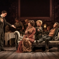 Photos: Tom Stoppard's LEOPOLDSTADT Reopens at Wyndham's Theatre Photo