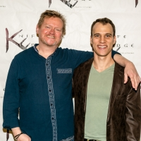 Photo Flash: Opening Night Of IN A DARK DARK HOUSE Photo