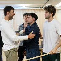 Photos: Go Inside Rehearsals for the World Premiere of INTO BATTLE Photos