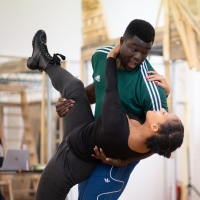 Photo Flash: Inside Rehearsal For THE SNOW QUEEN at Park Theatre Photo