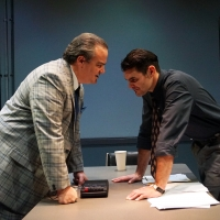 Photo Flash: First Look at INTERROGATION ROOM at the Road Less Traveled Theater Photo