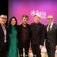 Photo Flash: Asia Society And The Santa Fe Opera Present David Henry Hwang And Huang  Photo