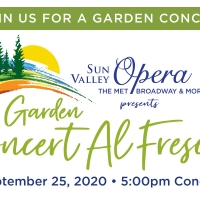 Sun Valley Opera Presents GARDEN CONCERT AL FRESCO Photo