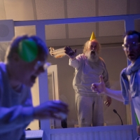 Photo Flash: First Look At Flint Repertory Theatre's ONE FLEW OVER THE CUCKOO'S NEST Photo