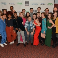 Photo Coverage: The Cast of THE LITTLE MERMAID Celebrates Opening at The Argyle Theat Photo