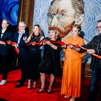 Photo Flash: On the Red Carpet at the Preview Event For IMMERSIVE VAN GOGH Photo