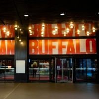 Up on the Marquee: AMERICAN BUFFALO Returns to Broadway Photo
