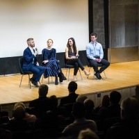 Photo Flash: Joshua Beamish/MOVETHECOMPANY Presents Screening of @GISELLE at Lincoln  Photo