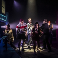 Photo Flash: First Look at SOHO CINDERS at Charing Cross Theatre