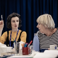 Photo Flash: Inside Rehearsal For GASLIGHT at Watford Palace Theatre Photos