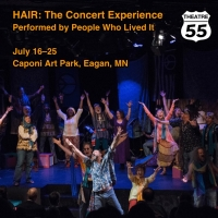 HAIR Will Be Performed By Theater 55 This Month Photo