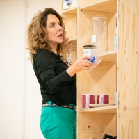 Photos: Inside Rehearsals for 'NIGHT MOTHER Starring Stockard Channing and Rebec Photos