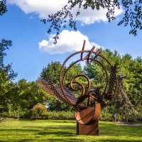 Grounds For Sculpture Reopens Outdoor Sculpture Park Photo