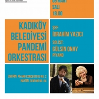 Kadikoy Belediyesi's Pandemic Orchestra Will Present a Concert Photo