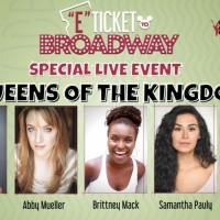 Stars Of SIX Join 'E-Ticket To Broadway' Live Show Photo