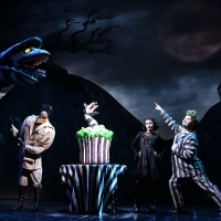 Photo Coverage: BEETLEJUICE Celebrates 100 Performances on Broadway!