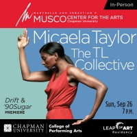 Micaela Taylor and Company Cap Musco Center Residency With Public Performance Next Month Photo