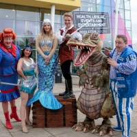 Photos: TREASURE ISLAND A Swashbuckling Pantomime Adventure Panto Is Back With A Photos