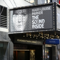 Up On The Marquee: THE SOUND INSIDE Comes to Broadway Photo