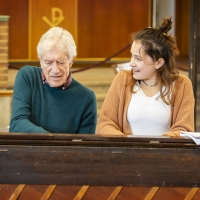 Photos: Inside Rehearsal For LITTLE WOMEN at Park Theatre Photo