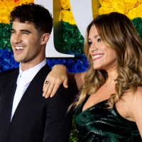 Darren Criss and Mia Swier Are Expecting Their First Child Together Photo