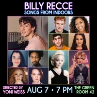 Alexis Michelle Will Join Billy Recce and Alice Ripley at Green Room 42 Next Month Photo