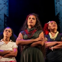 Photo Flash: First Look at WILD DOGS UNDER MY SKIRT at Soho Playhouse Photo