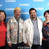 Photo Flash: San Francisco Playhouse Celebrates Closing Night Of Jeanne Sakata's HOLD Photo
