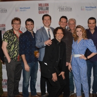Photo Coverage: The Cast of MILLION DOLLAR QUARTET Celebrate Opening Night
