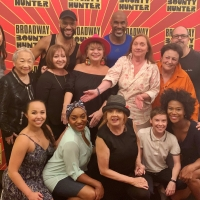 Photo Flash: Annie Golden Visits With ORANGE IS THE NEW BLACK Buddies At BROADWAY BOUNTY HUNTER
