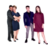 Photo Flash: First Look at the Cast of BABY Photo