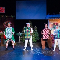 Photo Flash: SANTASIA: A Holiday Comedy Celebrates 20 Years Photo