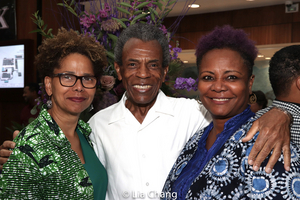 Photo Flash: Andre De Shields 'Lifts Every Voice' At The National Black Theatre Festival Kick Off Photos