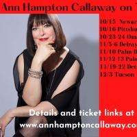Ann Hampton Callaway Announces Tour Dates Photo
