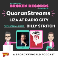 BWW Exclusive: Ben Rimalower's Broken Records QuaranStreams with Special Guest Billy Strit Photo