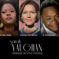 Top Five Finalists Announced For 10th Annual Sarah Vaughan International Jazz Vocal C Photo