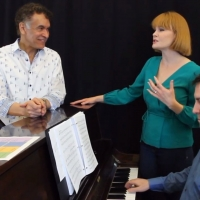 VIDEO: See Kate Baldwin & Brian Stokes Mitchell Rehearsing 'Here I'll Stay' From LOVE Video