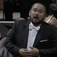 VIDEO: Teatro Colon Broadcasts Concert With Javier Camarena Photo