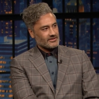VIDEO: Taika Waititi on LATE NIGHT WITH SETH MEYERS