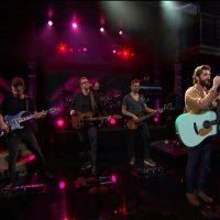 VIDEO: Watch Thomas Rhett Perform 'Notice' on THE LATE SHOW WITH STEPHEN COLBERT
