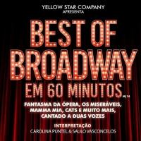 BWW Review: In a Brazil-Portugal Live, Saulo Vasconcelos and Carolina Puntel Will Tak Photo