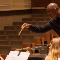Conductor Joseph Young Leads The SFCM Orchestra