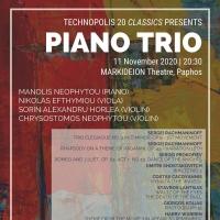 Piano Trio Comes to Technopolis 20 Photo