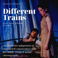 DIFFERENT TRAINS Announces Virtual Screening and Talk Back Photo
